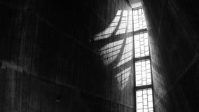 Iluminación de la iglesia Fotografía de archivo libre de regalías