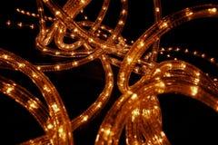 Iluminación del LED Imagen de archivo libre de regalías