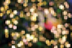 Iluminación del mezclador de la falta de definición Imagen de archivo libre de regalías