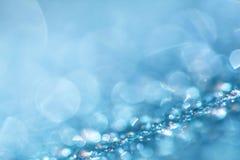 Iluminación elegante abstracta del bokeh para el backgro de la Navidad o del día de fiesta Fotografía de archivo libre de regalías