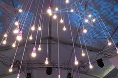 Iluminación hermosa del punto Fotografía de archivo libre de regalías