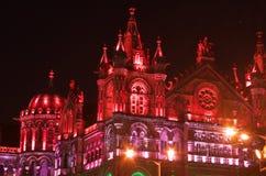 Iluminación-IV de la celebración del Día de la Independencia Foto de archivo libre de regalías