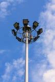 Iluminación pública Fotografía de archivo
