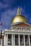 Casa do estado de Massachusetts Foto de Stock Royalty Free