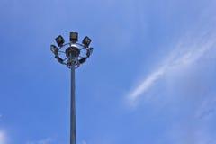 Iluminazione pubblica Immagine Stock Libera da Diritti