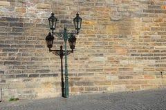 Iluminazione pubblica Immagine Stock