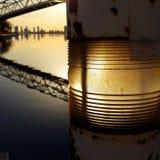 Iluminazione pubblica Fotografie Stock