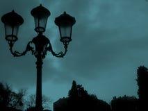 Iluminazione pubblica Fotografia Stock