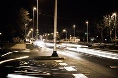 Iluminazioni pubbliche fotografie stock