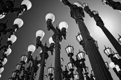 Ilumine acima Imagens de Stock