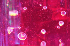 Ilumine el hielo fotografía de archivo libre de regalías