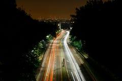 Ilumine fugas Imagem de Stock