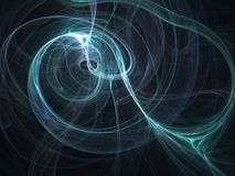 Ilumine gráficos Imagem de Stock Royalty Free