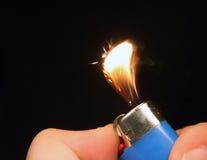 Ilumine meu incêndio Imagem de Stock