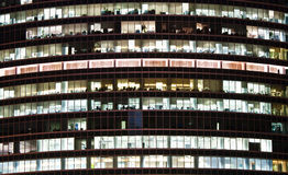 iluminujący okno Obrazy Stock