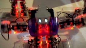 Iluminuję robotów Tanczyć zdjęcie wideo