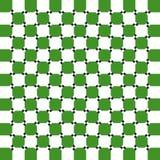 Ilusão óptica Fotos de Stock Royalty Free
