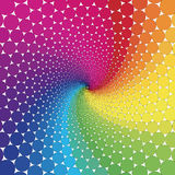 Ilusão ótica Imagem de Stock Royalty Free
