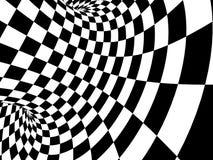 Ilusão ilustração do vetor