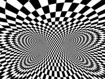 Ilusão abstrata Imagens de Stock