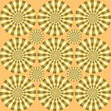 Ilusão da rotação Ilustração Royalty Free