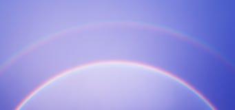 Ilusões óticas dos arcos-íris Imagem de Stock