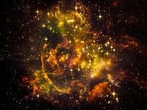 Ilusões da nebulosa Imagem de Stock Royalty Free