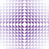 Ilusões violetas Fotografia de Stock