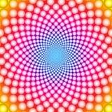 Ilusión óptica Fotos de archivo libres de regalías