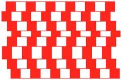 Ilusión óptica Imágenes de archivo libres de regalías