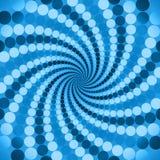 Ilusión óptica cíclica Imagenes de archivo