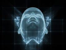 Ilusión de la mente Imagen de archivo