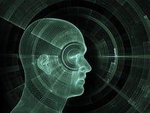 Ilusión de la mente Fotografía de archivo