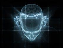 Ilusión de la mente Foto de archivo libre de regalías