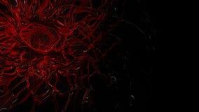 Ilusión sangrienta Foto de archivo libre de regalías