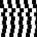 Ilusión óptica Foto de archivo libre de regalías