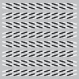 Ilusão óptica Fotografia de Stock