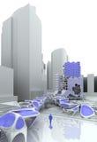 ilustração 3D Fotografia de Stock