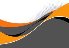Ilustração abstrata Foto de Stock