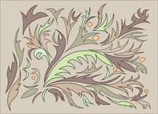 Ilustração abstrata Imagem de Stock Royalty Free