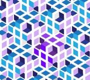 Ilustração abstrata Imagens de Stock