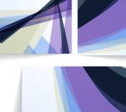 Ilustração abstrata, composição colorida. Foto de Stock