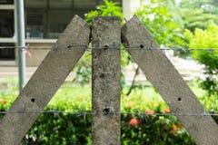 Ilustração abstrata do arame farpado Foto de Stock Royalty Free