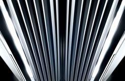 Ilustração abstrata do metal para o projeto Fotos de Stock