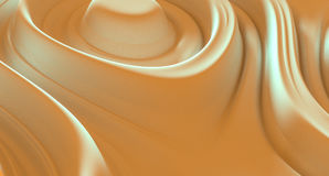 Ilustração abstrata lisa do fundo 3d da textura Foto de Stock Royalty Free