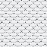 Ilustração branca/cinzenta abstrata do vetor do fundo do teste padrão Imagem de Stock Royalty Free