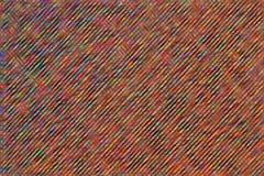 Ilustração chocada colorida abstrata das listras Textura sem emenda Teste padrão do projeto para o fundo foto de stock