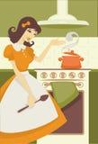 Ilustração comercial Imagens de Stock Royalty Free