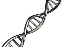 Ilustração conceptual do ADN Foto de Stock Royalty Free