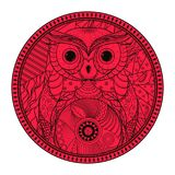 Ilustração Criação da arte Imagem de Stock Royalty Free